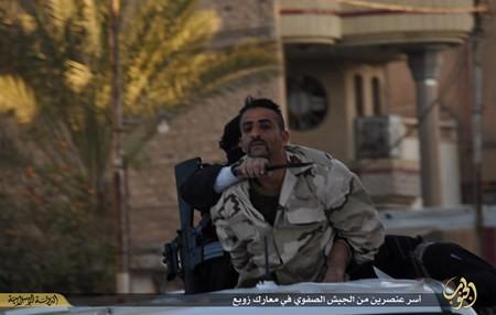 Rùng rợn cuộc sống bên trong lãnh thổ nhóm khủng bố Nhà nước Hồi giáo ảnh 91