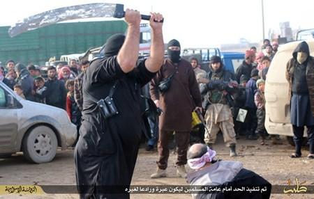 Rùng rợn cuộc sống bên trong lãnh thổ nhóm khủng bố Nhà nước Hồi giáo ảnh 85