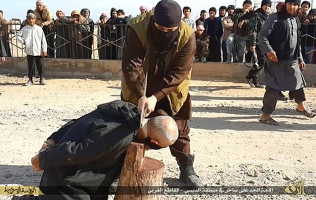 Rùng rợn cuộc sống bên trong lãnh thổ nhóm khủng bố Nhà nước Hồi giáo ảnh 87