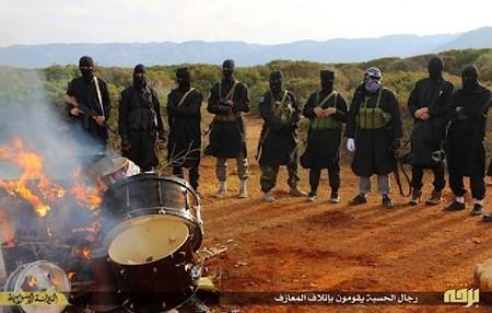 Rùng rợn cuộc sống bên trong lãnh thổ nhóm khủng bố Nhà nước Hồi giáo ảnh 73
