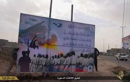 Rùng rợn cuộc sống bên trong lãnh thổ nhóm khủng bố Nhà nước Hồi giáo ảnh 63