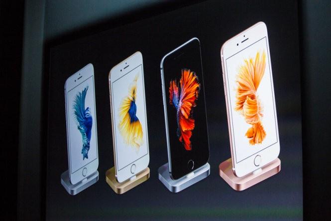 iPhone 6S và iPhone 6S Plus mở bán từ 12-9 ảnh 13