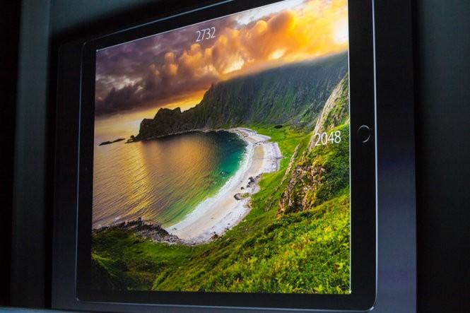 Apple chính thức trình làng iPad Pro ảnh 2