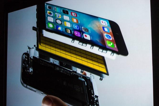 iPhone 6S và iPhone 6S Plus mở bán từ 12-9 ảnh 2