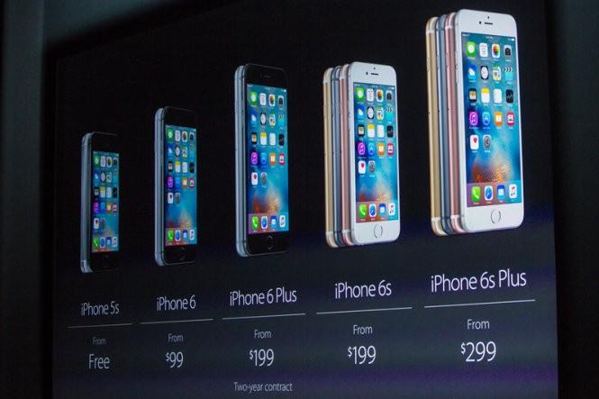 iPhone 6S và iPhone 6S Plus mở bán từ 12-9 ảnh 10