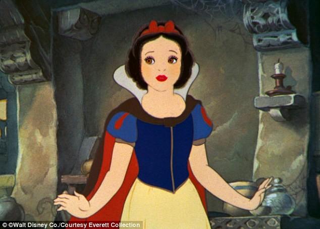 Nữ hoàng băng giá, Bạch Tuyết làm...người mẫu sexy ảnh 4