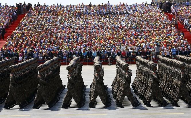 Trung Quốc rầm rộ phô trương lực lượng, diễu võ giương oai, phát đi nhiều thông điệp