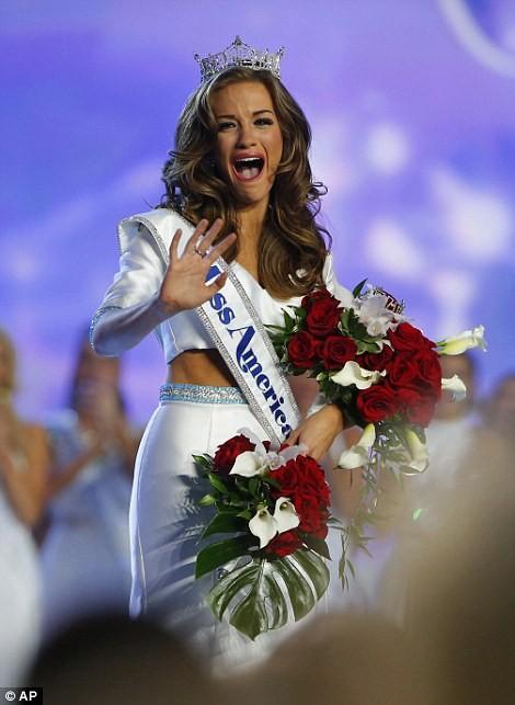 Nhan sắc người đẹp 21 tuổi đoạt vương miện Hoa hậu Mỹ 2016 ảnh 10