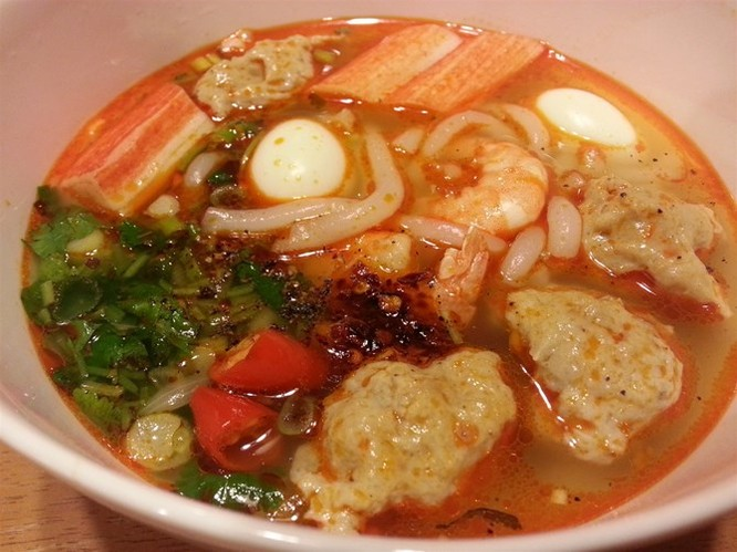 Độc đáo ẩm thực 3 miền tại Premier Village Đà Nẵng Resort ảnh 7