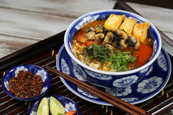 Độc đáo ẩm thực 3 miền tại Premier Village Đà Nẵng Resort ảnh 3