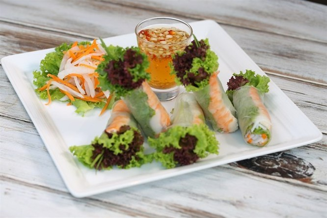 Độc đáo ẩm thực 3 miền tại Premier Village Đà Nẵng Resort ảnh 9