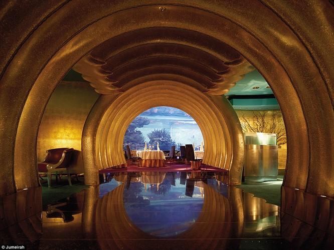 Bên trong khách sạn đế vương tỷ đô, xa xỉ nhất thế giới ảnh 12