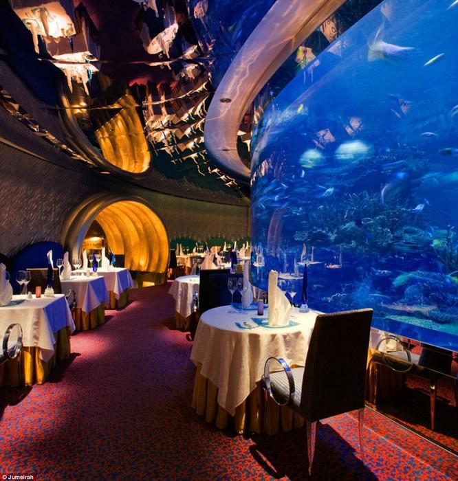 Bên trong khách sạn đế vương tỷ đô, xa xỉ nhất thế giới ảnh 14
