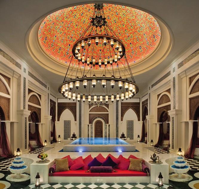 Bên trong khách sạn đế vương tỷ đô, xa xỉ nhất thế giới ảnh 20