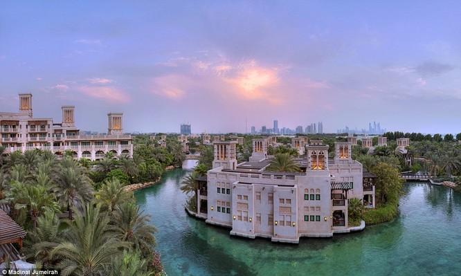 Bên trong khách sạn đế vương tỷ đô, xa xỉ nhất thế giới ảnh 21