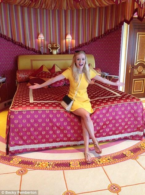 Bên trong khách sạn đế vương tỷ đô, xa xỉ nhất thế giới ảnh 5