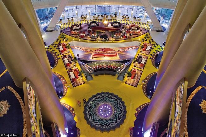 Bên trong khách sạn đế vương tỷ đô, xa xỉ nhất thế giới ảnh 8
