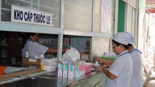 Tiêu cực trong đấu thầu dược phẩm: Nhóm lợi ích thao túng giá ảnh 1