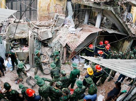 Vụ sập biệt thự cổ 107 Trần Hưng Đạo: Ai phải chịu trách nhiệm? ảnh 1