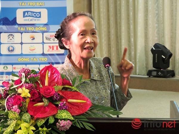 Bà Phạm Chi Lan: Nói Samsung là hàng Việt Nam là không sòng phẳng ảnh 1