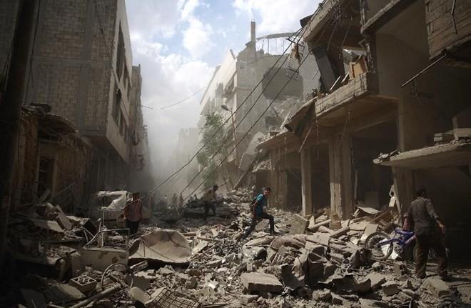 Giải mã ông Putin dồn dập can thiệp quân sự vào Syria ảnh 1