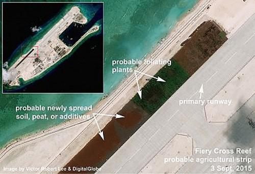 """Tập Cận Bình """"tung đòn"""" về Biển Đông gấp đôi Obama ảnh 1"""
