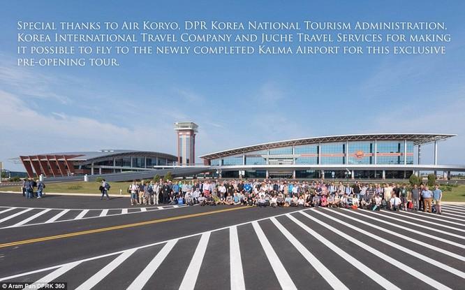 Khám phá bên trong sân bay mới hiện đại nhất Triều Tiên ảnh 15