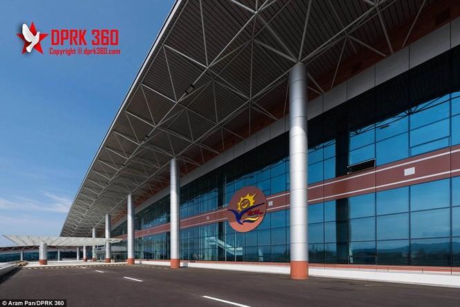 Khám phá bên trong sân bay mới hiện đại nhất Triều Tiên ảnh 8