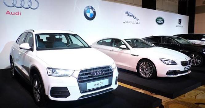Đánh thuế xe sang 150%, ô tô chuẩn bị tăng giá ảnh 1