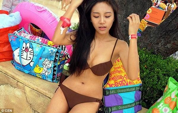 Mỹ nhân bikini trở thành nữ cảnh sát hot nhất Hàn Quốc ảnh 7