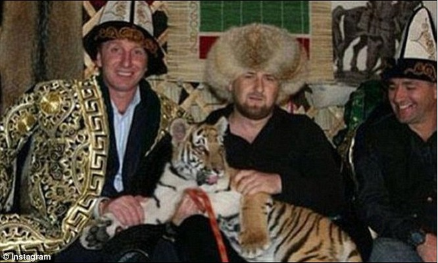 Ông Kadyrov nổi tiếng là nhà lãnh đạo với bàn tay sắt, đã bình đình thành công khu vực Chechnya bất ổn trước đây