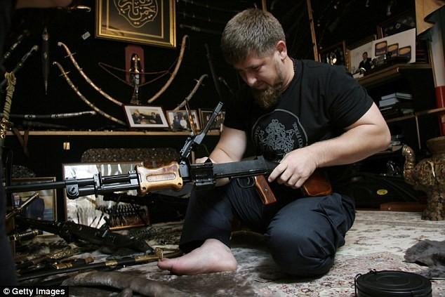 Phát biểu của Kadyrov củng cố thêm nhận định về khả năng Nga đưa bộ binh tham chiến tại Syria.