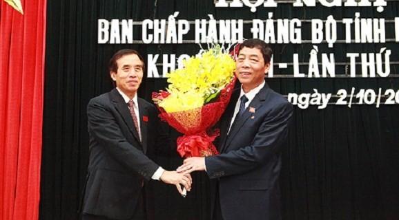 Điều động 7 Ủy viên T.Ư, Bí thư Kon Tum, Bắc Giang tái đắc cử ảnh 1