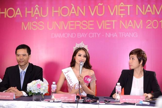 Hoa hậu Phạm Hương: 'Tôi đủ mạnh mẽ để vượt qua scandal' - ảnh 2