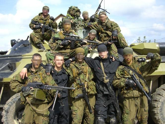 Đơn vị đặc nhiệm Spetsnaz khét tiếng của Nga