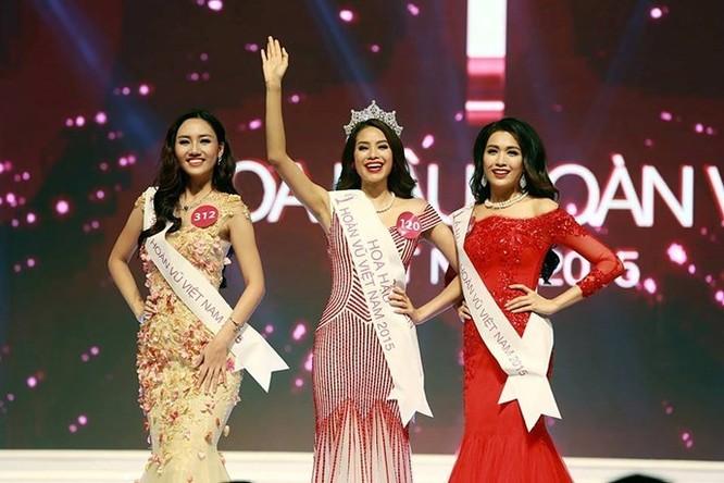 Hoa hậu Hoàn vũ Việt Nam rộ tin đồn mua giải, phẫu thuật thẩm mỹ ảnh 1