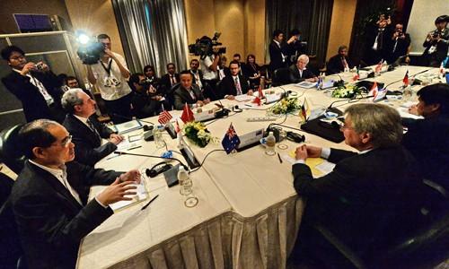 Các nước TPP chiếm gần 40% giá trị xuất khẩu của Việt Nam ảnh 1