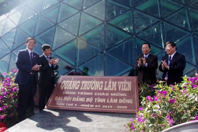 Xây xong quảng trường Lâm Viên - Đà Lạt, còn dư 111 tỷ ảnh 2