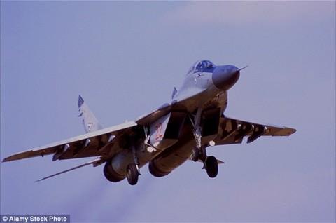 Máy bay chiến đấu Nga bị không quân Thổ Nhĩ Kỳ bắn hạ? ảnh 1