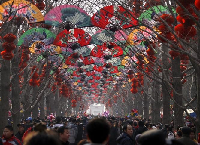 Lễ hội đèn lồng ở Bắc Kinh