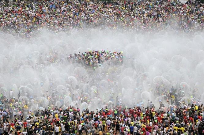 Một lễ hội ở tỉnh Vân Nam