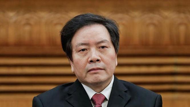 Trung Quốc cách chức, khai trừ 4 ủy viên trung ương ảnh 1