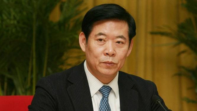 Trung Quốc cách chức, khai trừ 4 ủy viên trung ương ảnh 2