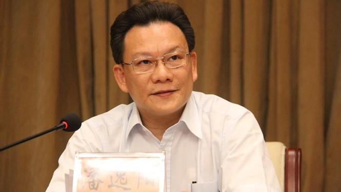 Trung Quốc cách chức, khai trừ 4 ủy viên trung ương ảnh 3