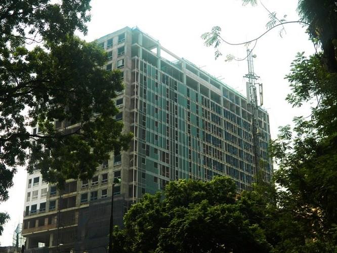 Quận Ba Đình xúc tiến phá dỡ Tòa nhà 8B Lê Trực, chưa rõ phương án đền bù cho khách hàng ảnh 3