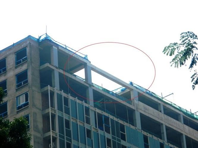 Quận Ba Đình xúc tiến phá dỡ Tòa nhà 8B Lê Trực, chưa rõ phương án đền bù cho khách hàng ảnh 4