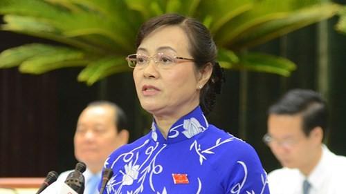 Chân dung 4 Phó bí thư Thành ủy TP.HCM ảnh 4