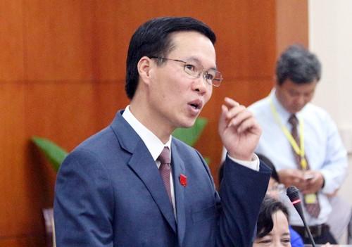 Vì sao Đại hội Đảng bộ TP HCM chưa bầu Bí thư Thành ủy? ảnh 1