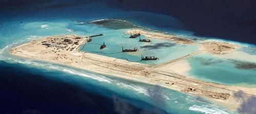 Mỹ có thể rơi vào bẫy của Trung Quốc khi tuần tra Biển Đông ảnh 1