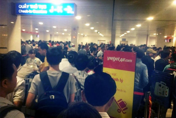 Sân bay Tân Sơn Nhất bị xếp hạng tệ thứ 4 châu Á ảnh 1